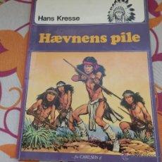 Cómics: INDIANERNE 5 (HANS KRESSE) HAEVNENS PILE -OVERSAT OG TEKSTET AF FREDDY MILTON ...FRA CARLSEN IF. Lote 41247512
