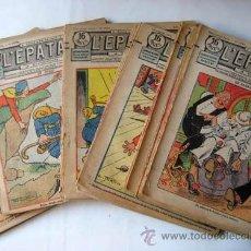 Cómics: L'EPATANT HUMORISTIQUE. DEL Nº 1280 AL 1323, AÑO 1933 (44 NÚMEROS). Lote 41455897