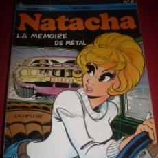 Cómics: DUPUIS - NATACHA NUMERO 2 - EDICION DE 1974. Lote 41540606