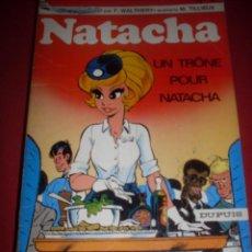 Cómics: DUPUIS - NATACHA NUMERO 4 - EDICION DE 1975. Lote 41540642
