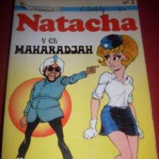 Cómics: NOVARO - NATACHA NUMERO 2 - EDICION DE 1979. Lote 41540890