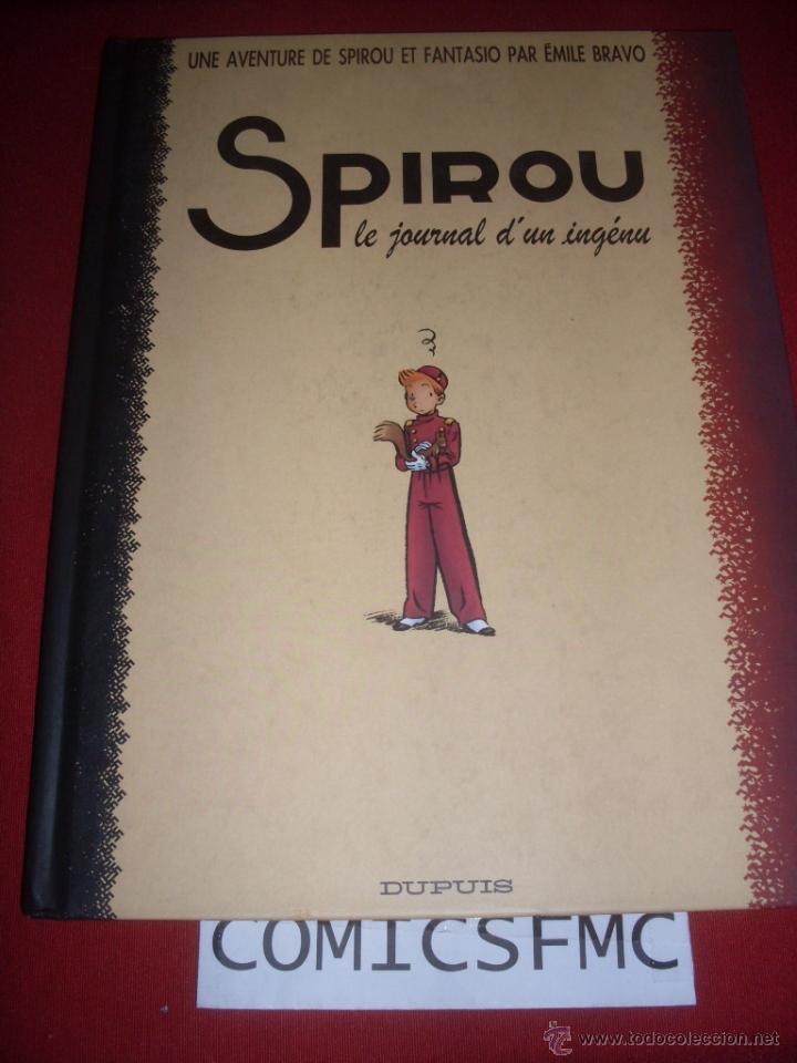 DUPUIS - SPIROU - LE JOURNAL D'ON PNGEMU NUMERO 4 (Tebeos y Comics - Comics Lengua Extranjera - Comics Europeos)