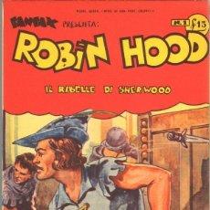 Cómics: TEBEOS-COMICS CANDY - ROBIN HOOD - COMPLETA - 1948 - PRECIOSA COLECCION *OFERTA *BB99. Lote 41543339
