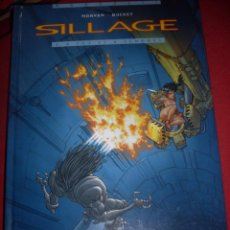 Comics - DELCOURT - SILLAGE -1 -MORGAN & BUCHET -1998 - 41544867