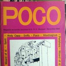 Cómics: POCO , FRANCIA , EN FRANCES , COMIC Nº 8 , 1969 , ORIGINAL. Lote 41571805
