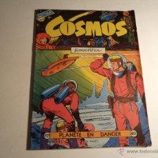 Cómics: COSMOS. Nº 23. ARTIMA 1958 (EN FRANCÉS). Lote 41777273
