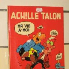 Cómics: ACHILLE TALON - MA VIE A MOI - DARGAUD (EN FRANCÉS) OCASION. Lote 42158431