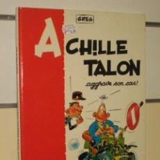 Cómics: ACHILLE TALON - AGGRAVE SON CAS - DARGAUD (EN FRANCÉS) OCASION. Lote 42158465