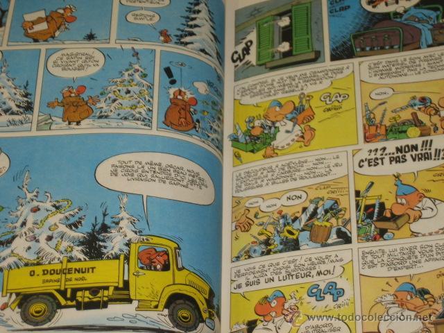 Cómics: ACHILLE TALON - AGGRAVE SON CAS - DARGAUD (EN FRANCÉS) OCASION - Foto 2 - 42158465