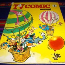 Cómics: TV COMIC ANNUAL 1974 POLYSTYLE PUBLICATIONS: POPEYE, PANTERA ROSA, TOM Y JERRY. TAPA DURA. RARO. . Lote 42280503