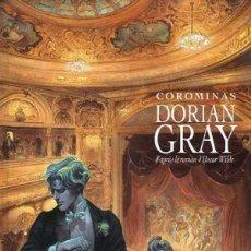 Cómics: DORIAN GREY POR ENRIQUE COROMINAS EN FRANCÉS.. Lote 42458987