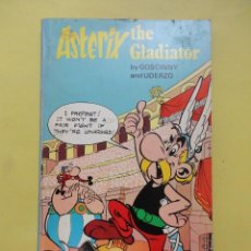 Cómics: ASTERIX THE GLADIATOR. Lote 101124300