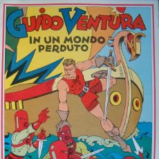 Cómics: WILLIAM RITT, CLARENCE GRAY. BRICK BRADFORD. GUIDO VENTURA IN UN NOMDO PERDUTO. Nº 38. RM65997. . Lote 44411369