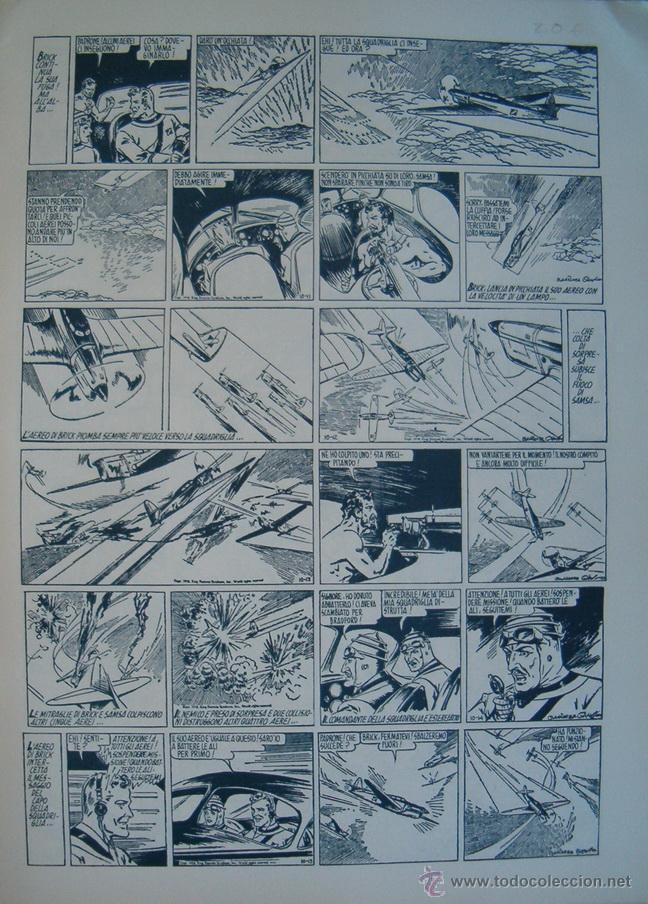 Cómics: WILLIAM RITT, CLARENCE GRAY. Brick Bradford. Nº 7. RM66000. - Foto 2 - 44411635