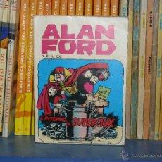 Cómics: TEBEOS-COMICS GOYO - ALAN FORD - Nº 51 - ED. CORNO - MAX BUNKER *BB99. Lote 44626732