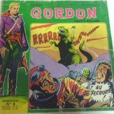 Cómics: CÓMIC FLASH GORDON . Nº 8 1975 . COLOR Y BLANCO Y NEGRO . FRANCÉS . ANGOR DE LA PLANETE KLET. Lote 44950956