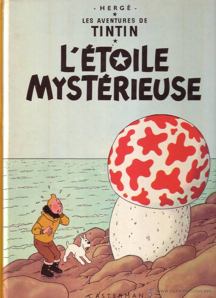 TINTIN ET L'ÉTOILE MYSTÉRIEUSE - CASTERMAN (ORIGINAL FRANCES) 1980 (Tebeos y Comics - Comics Lengua Extranjera - Comics Europeos)