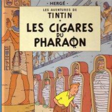 Cómics: TINTIN ET LES CIGARES DU PHARAON - CASTERMAN (ORIGINAL FRANCES) 1983. Lote 45124676