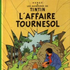 Cómics: TINTIN ET L'AFFAIRE TOURNESOL - CASTERMAN (ORIGINAL FRANCES) 1983. Lote 45124770