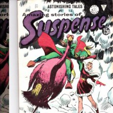 Cómics: AMAZING STORIES OF SUSPENSE Nº 172. Lote 45424072