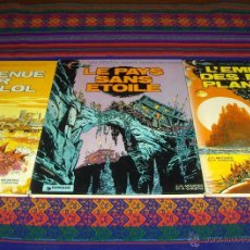 Cómics: VALERIAN AGENT SPATIO-TEMPOREL AGENTE ESPACIO TEMPORAL NºS 2, 3 Y 4. DARGAUD 1971. EN FRANCÉS. RAROS. Lote 45811482