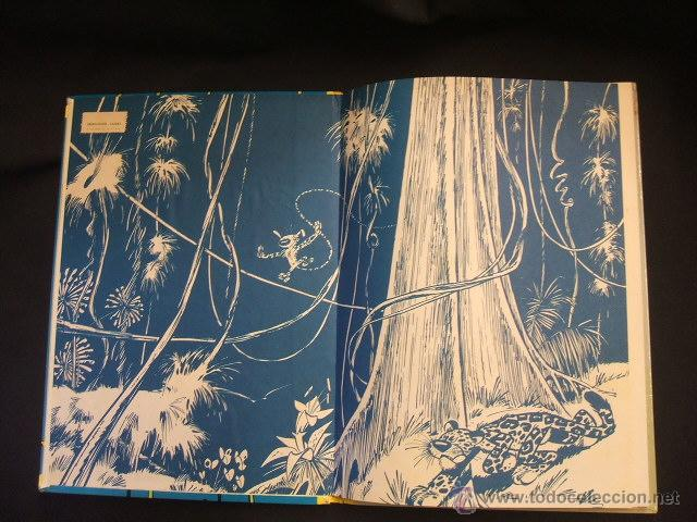 Cómics: SPIROU ET FANTASIO - Nº 12 - LE NID DES MARSUPILAMIS - DUPUIS - 1964 - EN FRANCES - - Foto 2 - 46186813