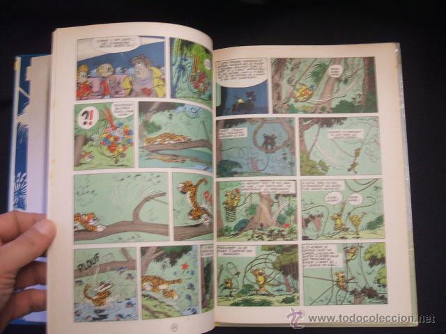 Cómics: SPIROU ET FANTASIO - Nº 12 - LE NID DES MARSUPILAMIS - DUPUIS - 1964 - EN FRANCES - - Foto 5 - 46186813