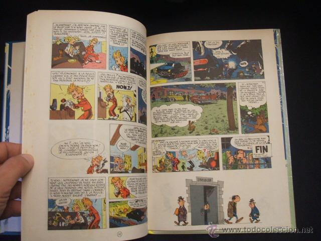 Cómics: SPIROU ET FANTASIO - Nº 12 - LE NID DES MARSUPILAMIS - DUPUIS - 1964 - EN FRANCES - - Foto 6 - 46186813