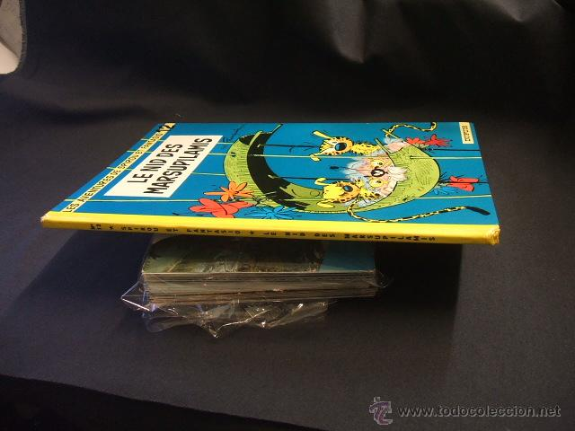 Cómics: SPIROU ET FANTASIO - Nº 12 - LE NID DES MARSUPILAMIS - DUPUIS - 1964 - EN FRANCES - - Foto 8 - 46186813