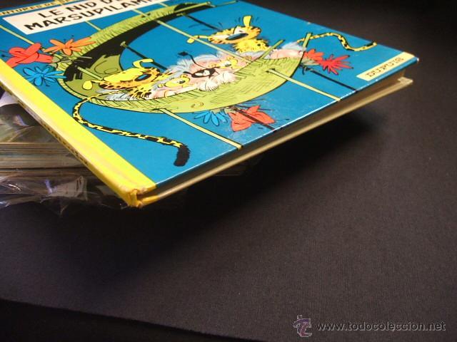 Cómics: SPIROU ET FANTASIO - Nº 12 - LE NID DES MARSUPILAMIS - DUPUIS - 1964 - EN FRANCES - - Foto 9 - 46186813