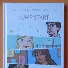 Cómics: JUMP START - MIEL, MILLECAMPS, TEFENKGI, VANYDA, YOU. Lote 46200050