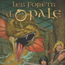 Cómics: LES FORÊTS D'OPALE. T4: LES GEOLES DE NÉNUPHE. ARLESTON, PELLET. SOLEIL, 2005 [FRANCÉS]. Lote 46251249