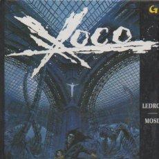 Cómics: XOCO Nº2 NOTRE SEIGNEUR L'ECORCHE. LEDROIT, MOSDI. EDITIONS VENT D'OUEST, 1ª ED., 1995 [FRANCÉS]. Lote 46482114