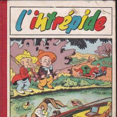 Cómics: COMIC L'INTREPIDE RETAPADO Nº 17 CONTIENE DESDE EL Nº 182 AL 191. Lote 46730672