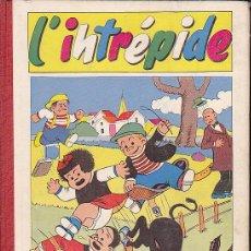 Cómics: COMIC L'INTREPIDE RETAPADO Nº 36 CONTIENE DESDE EL Nº 372 AL 381. Lote 46730704