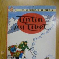 Cómics: TINTIN AU TIBET - EDICIONES DEL PRADO - (EN FRANCES). Lote 47040713