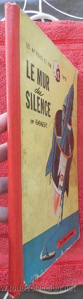 Cómics: LES AVENTURES DE DAN COOPER. LE MUR DU SILENCE - A. WEINBERG (LOMBARD, 1959) - Foto 2 - 47371494