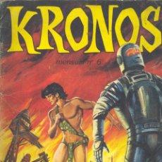 Cómics: KRONOS Nº6. SAGEDITIRON, 1974. CONTIENE HISTORIETAS DE KRONOS, KELLY OJO MÁGICO Y DAGAR EL INVENCIB . Lote 47741494