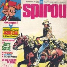 Cómics: SPIROU 1980. (AÑO 1976) JERRY SPRING, PITUFOS, GASTON, PAPYRUS, YOKO TSUNO. CONSERVA EL SUPLEMENTO . Lote 47856953