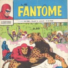 Cómics: LE FANTOME Nº 184 (HOMBRE ENMASCARADO). AÑO 1968. EDITIONS DE REMPARTS. Lote 47857003