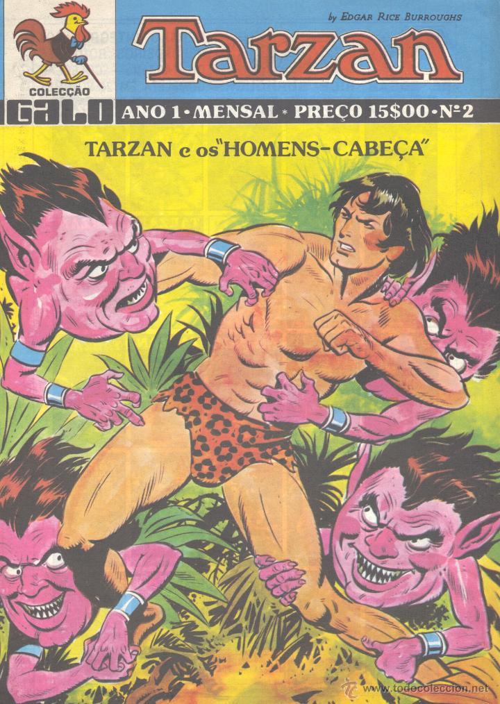 TARZAN Nº2. BURNE HOGART (Tebeos y Comics - Comics Lengua Extranjera - Comics Europeos)