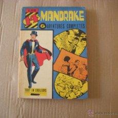 Cómics: MANDRAKE ALBUM 14, EDITIONS DES REMPARTS, AÑO 1969. Lote 48465289