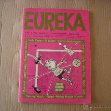 Cómics: EUREKA Nº 51, EDITORIALE CORNO, EN ITALIANO. Lote 48465442