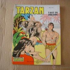 Cómics: TARZAN Nº 47, EDITIONS MNDIALES. Lote 48468135