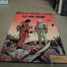 Cómics: BRUNELLE ET COLIN, LE VOL NOIR, JACQUES GLENAT, TOMO 1. Lote 48602442