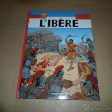Cómics: JACQUES MARTIN, ALIX, L'IBERE, CASTERMAN, 2007. Lote 48636857