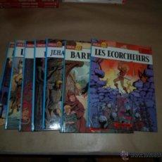 Cómics: JACQUES MARTIN, JHEN, CASTERMAN, 45 EUROS/TITULO. Lote 48637084