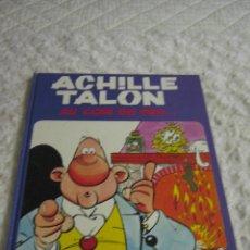 Cómics: ACHILLE TALON - AU COIN DU FEU... - FRANCES. Lote 48666900