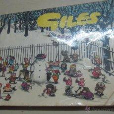 Cómics: GILES SUNDAY EXPRESS & DAILY EXPRESS CARTOONS AÑO 1962. Lote 48848455