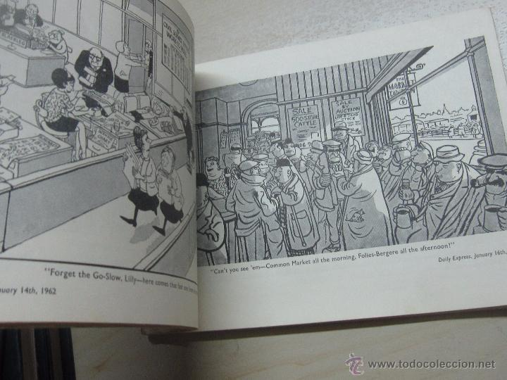 Cómics: GILES SUNDAY EXPRESS & DAILY EXPRESS CARTOONS AÑO 1962 - Foto 3 - 48848455